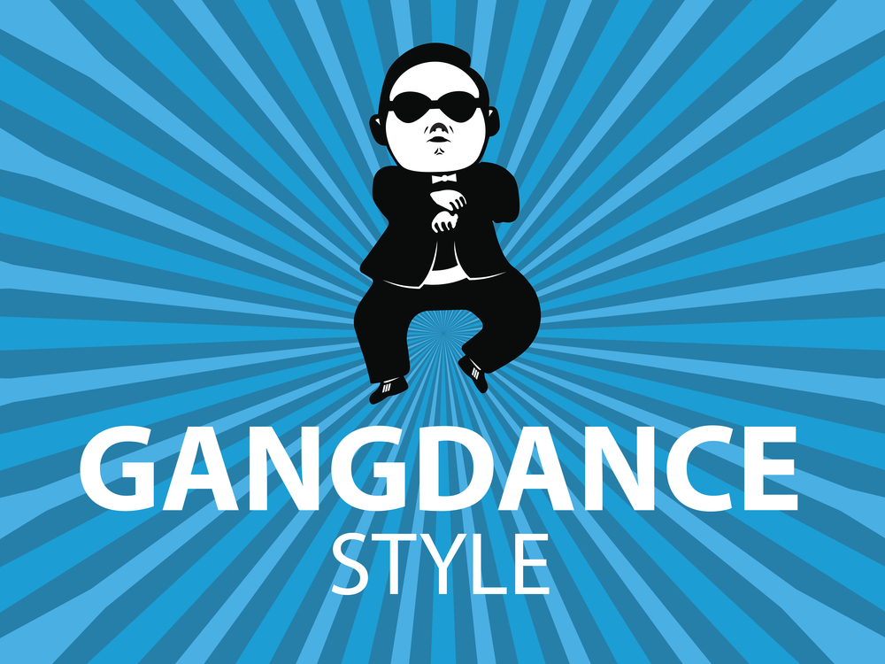 Gangam SEO style