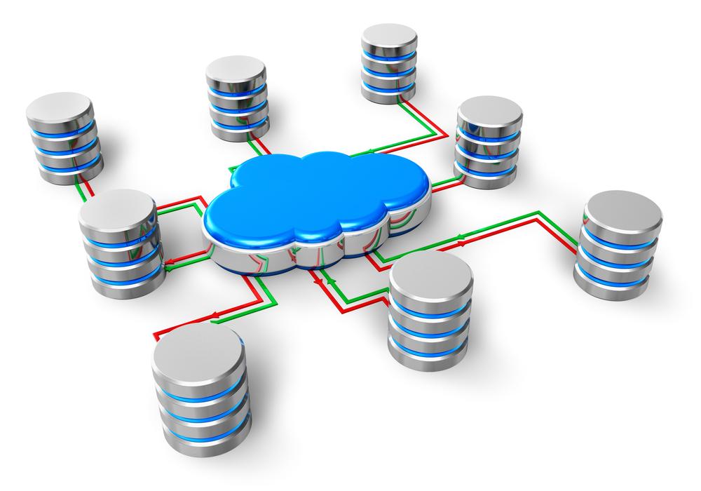 מסדי נתונים מחוברים בענן