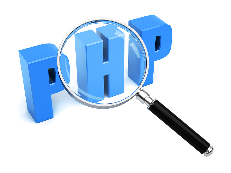 PHP Magnifying glass
